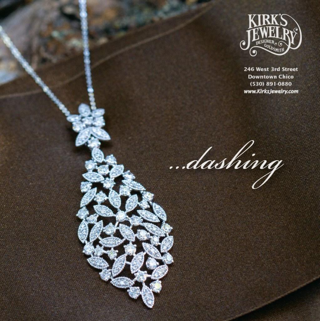 Kirk's Jewelry ad