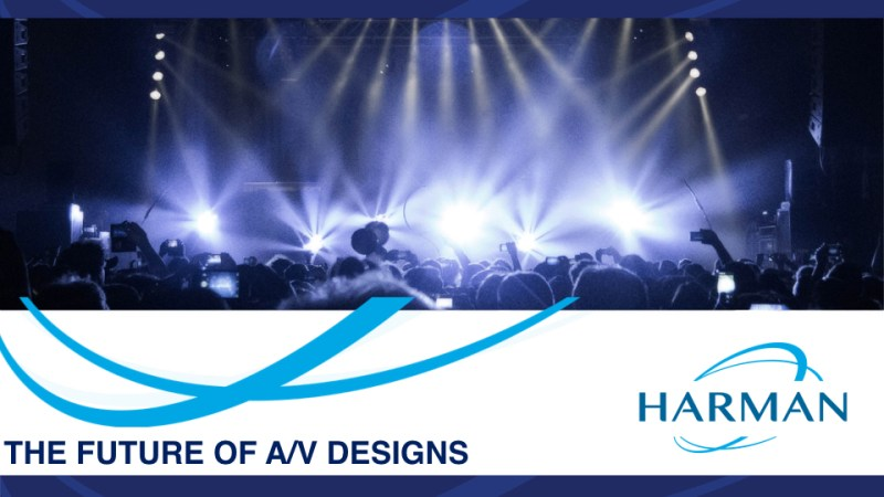 AMX/Harman and SVSI – Michael Haynes