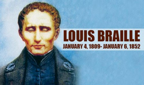 Louis Braille Birthday