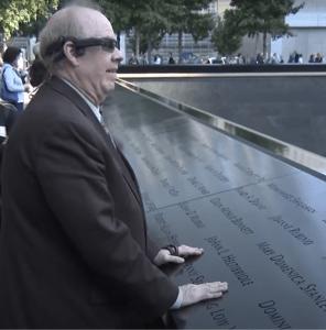 Michael At War Memorial