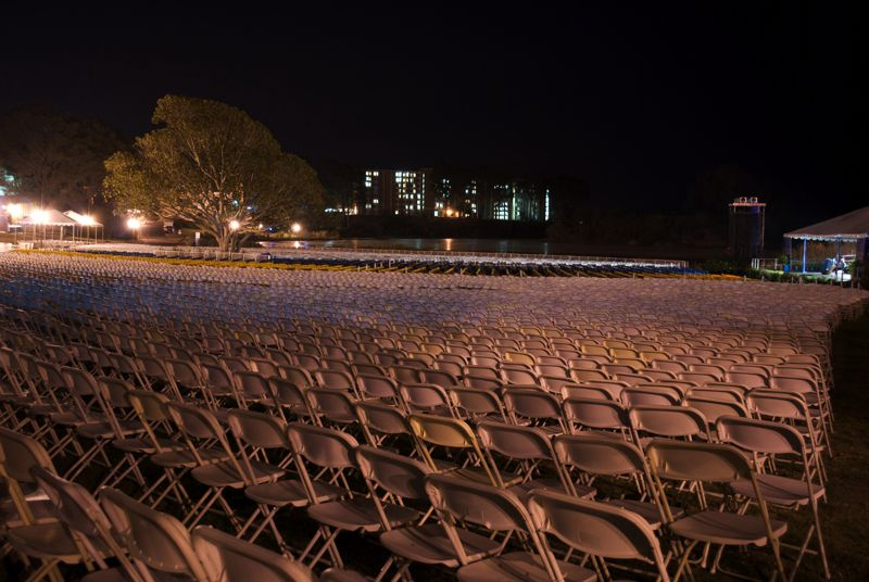 Quite a few seats.
