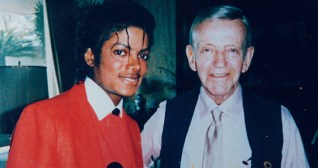 with-fred-astaire-michael-jackson