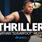 "maxresdefault 14 - Michael Jackson's Drummer Jonathan Moffett performs ""Thriller"""