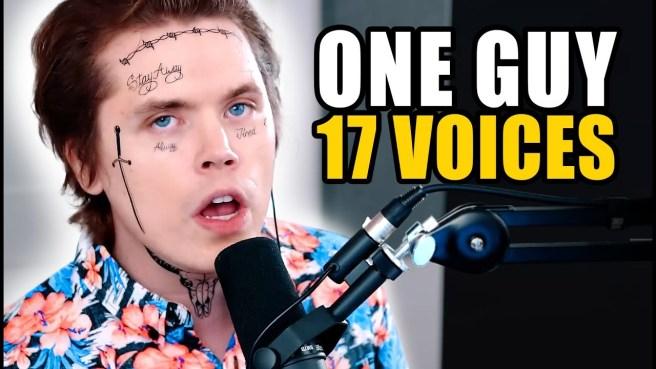 maxresdefault 10 - One Guy, 17 Voices (Billie Eilish, Michael Jackson, Post Malone & MORE)
