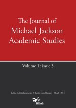 Journal-Vol1-Issue3 The Journal of Michael Jackson Academic Studies
