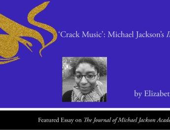 Crack Music: Michael Jackson's Invincible by Elizabeth Amisu