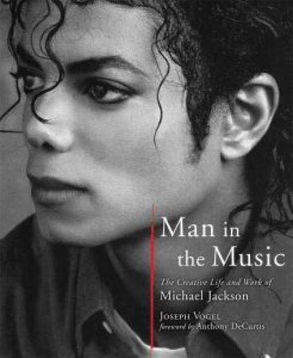 Sam Emerson, Michael Jackson portrait photo