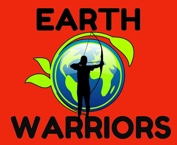 Earth Warriors Red BG