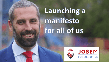 Launching a manifesto for all of us