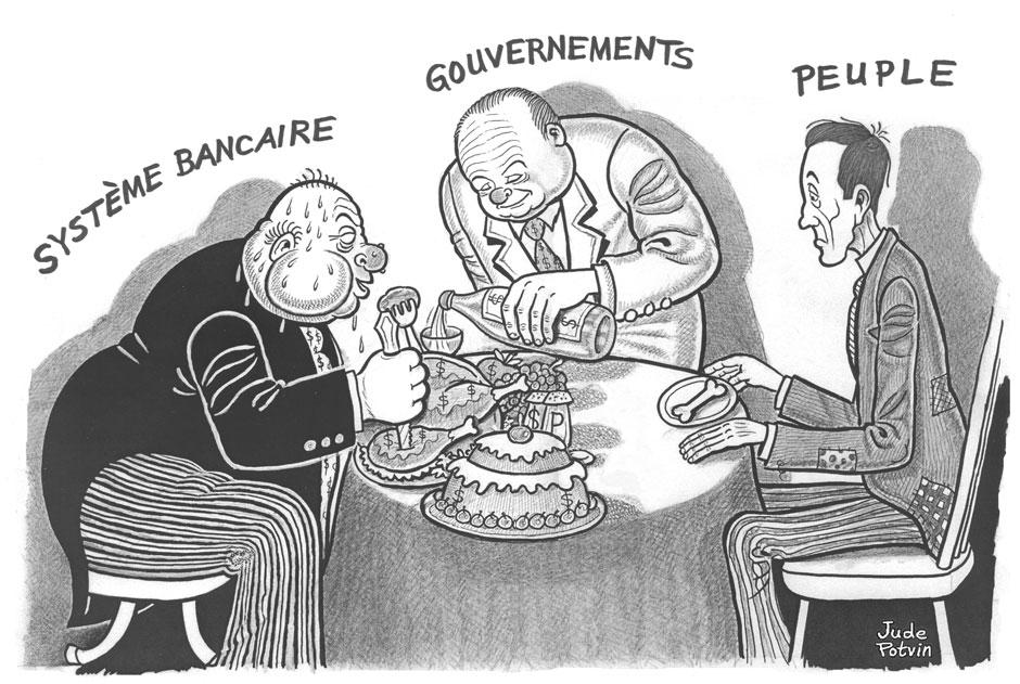 """Résultat de recherche d'images pour """"crise financiere caricature"""""""