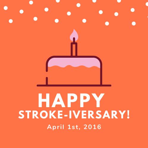 April Fools Stroke | No Fooling!