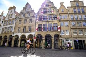 Prinzipalmarkt in Münster © Michael Kneffel