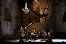 Anouar Brahem Quartett, Ruhrtriennale 2010 © Michael Kneffel