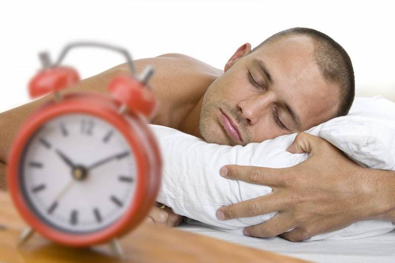 Secret to sleep