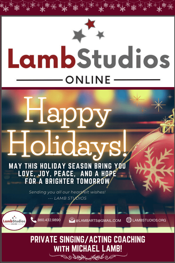 Email Special Holiday Greeting