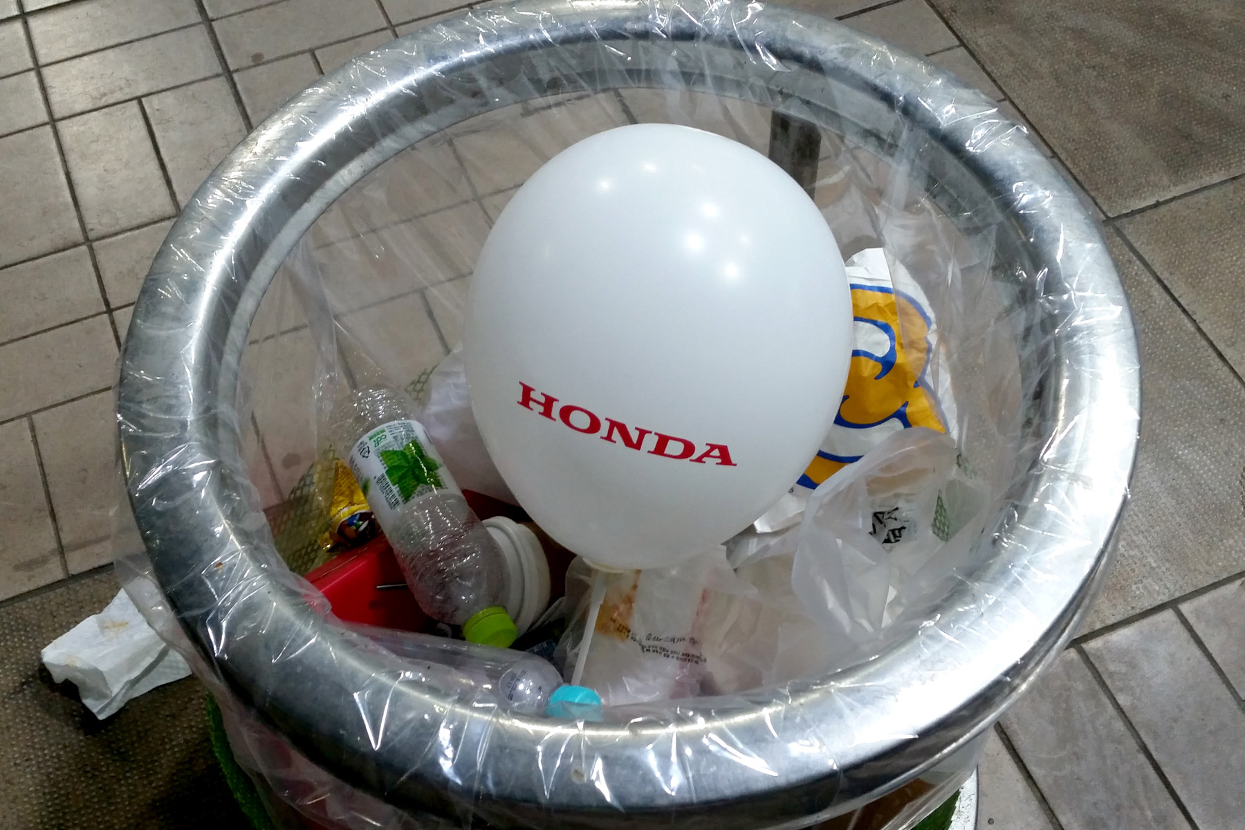 McLaren has binned its Honda partnership.