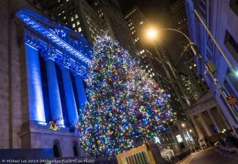 Christmas at NYSE
