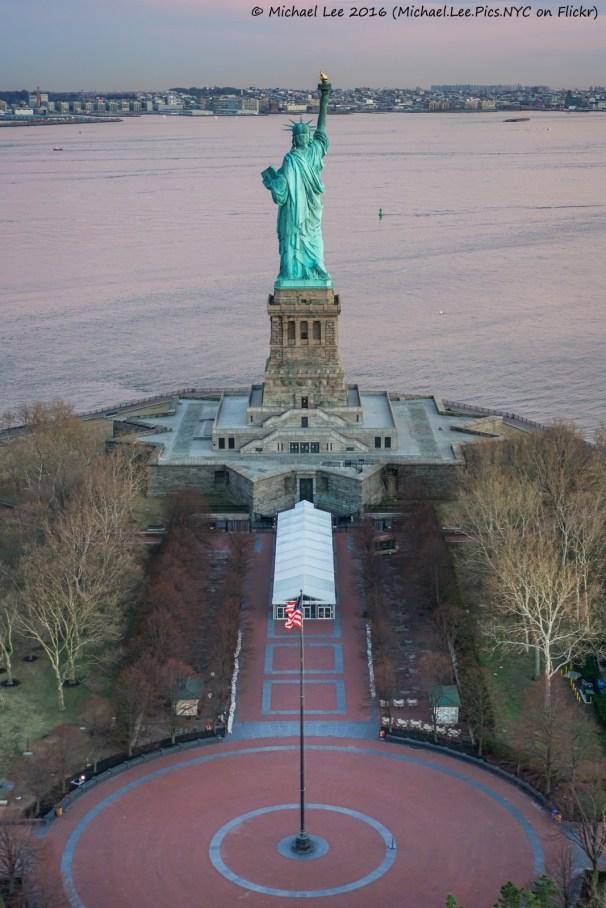 Rear View Liberty