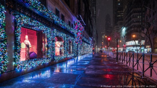 Saks and Fifth Avenue