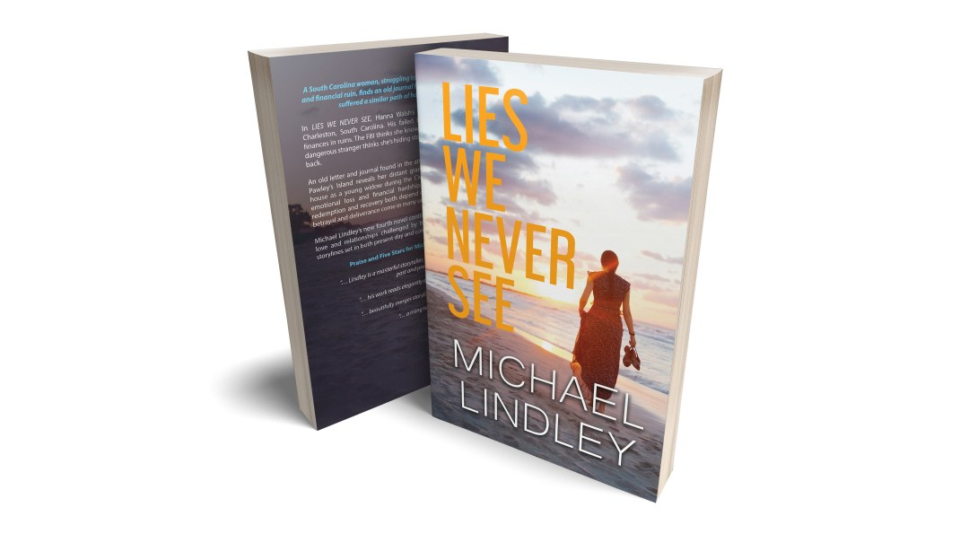 Meet Detective Alex Frank from Michael Lindley's new novel LIES WE NEVER SEE.