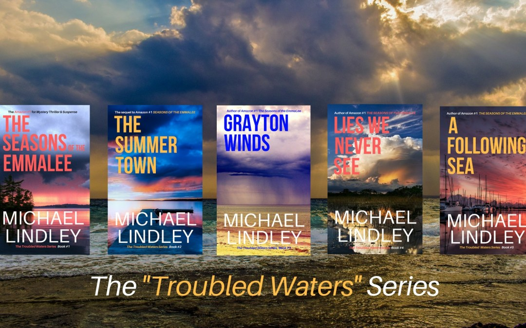 "Navigating the ""Troubled Waters"" Series by Michael Lindley."