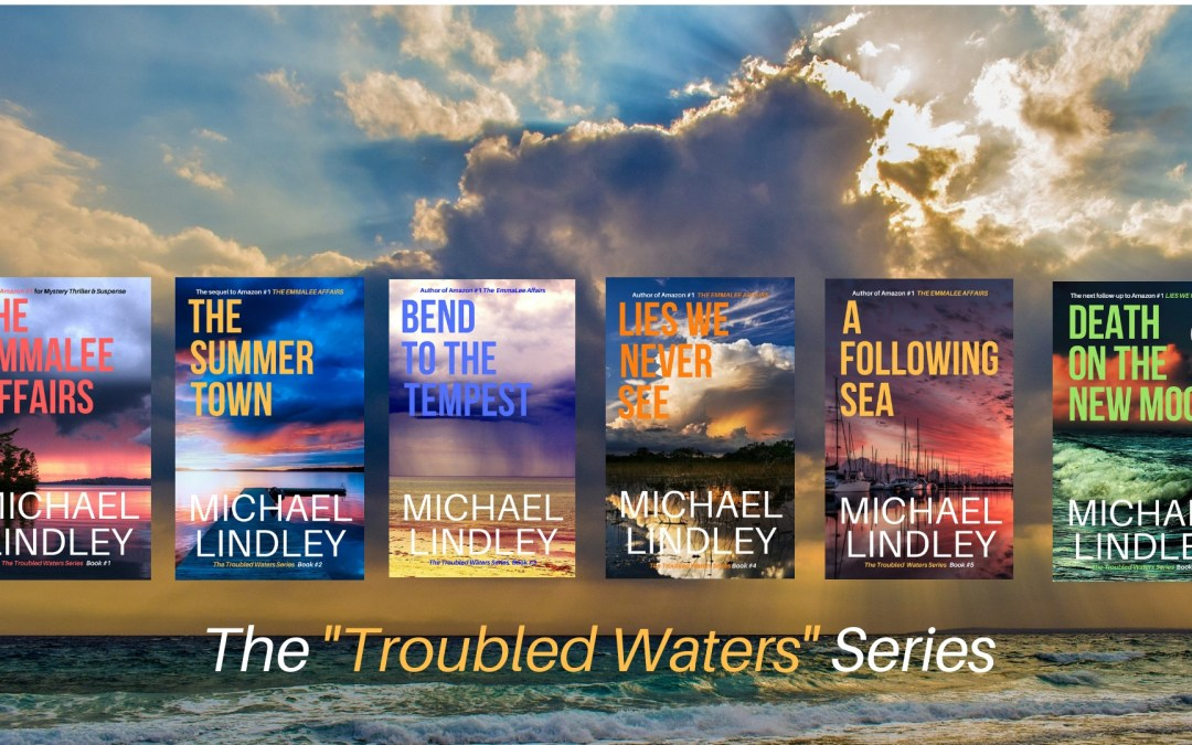 """Michael Lindley Novels featured on """"Meet the Thriller Author"""" Podcast."""