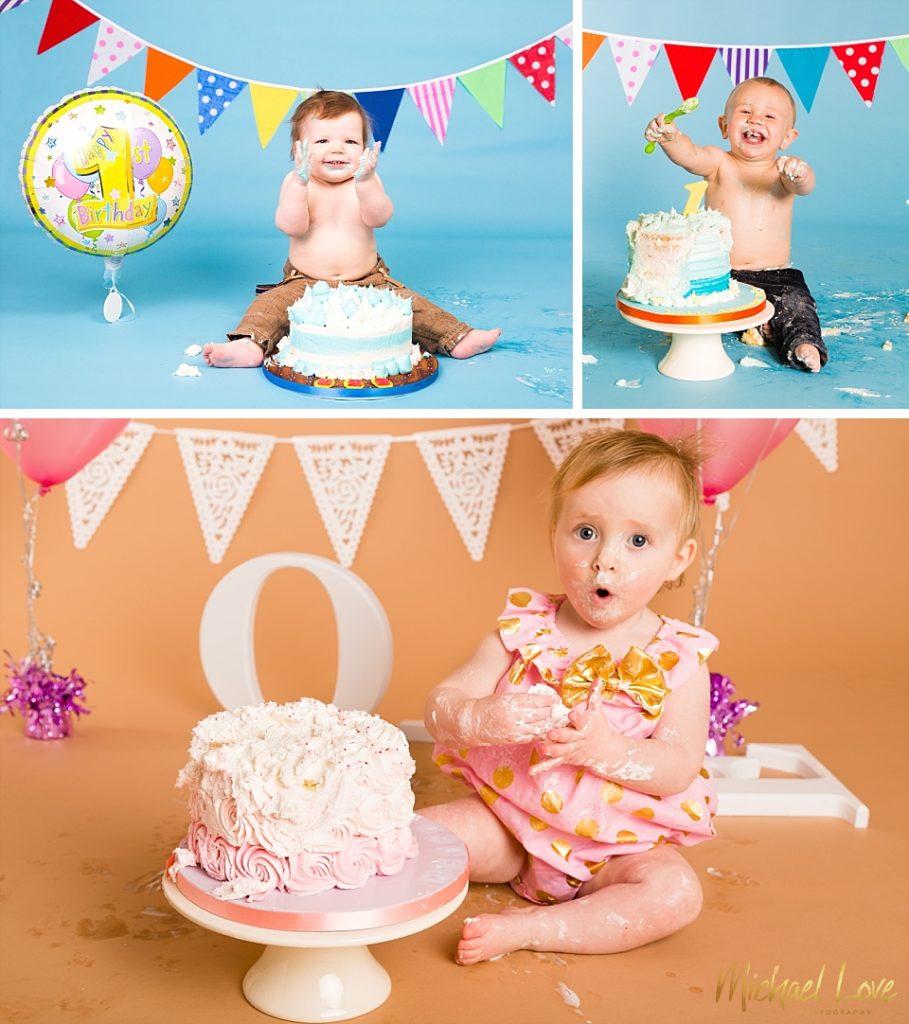 Cake Smash Photos Derry - Gift Voucher