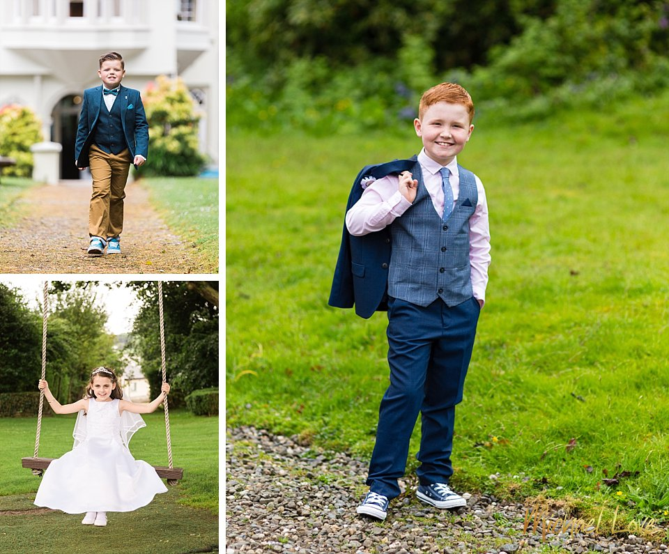 Holy Communion Photographer, Derry