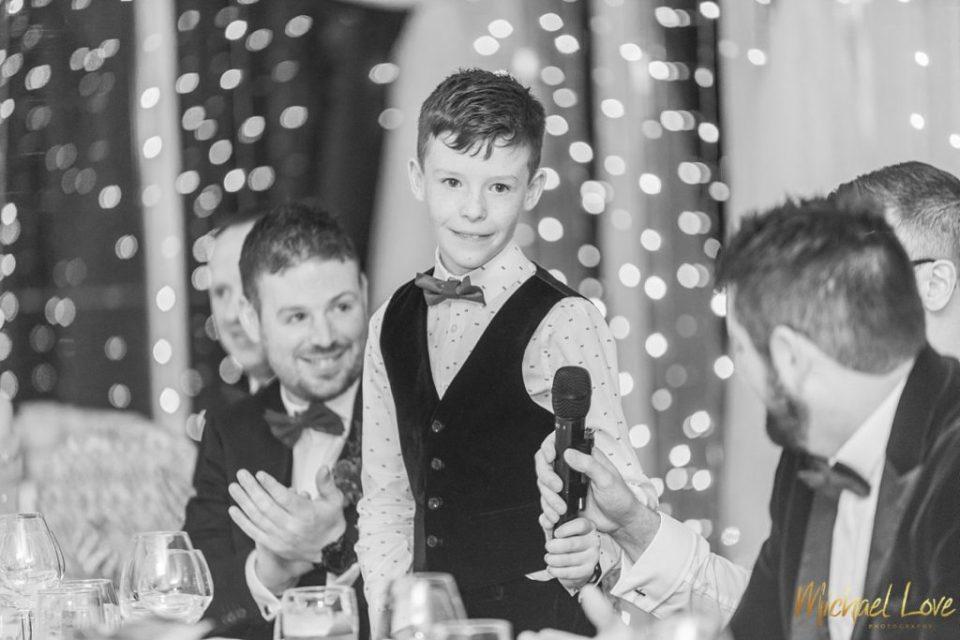 Lough Eske Castle wedding michael love photography