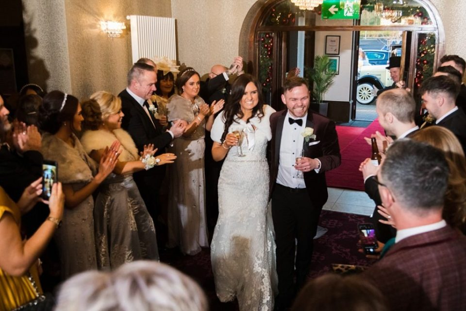 Redcastle Hotel Wedding - Emma + Michael