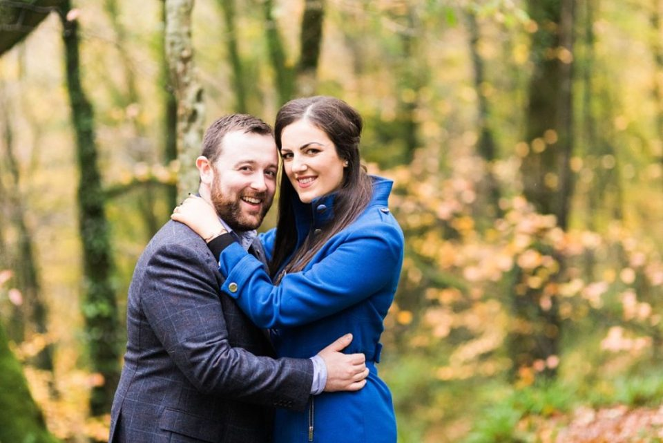 Ness Woods Engagement Michael Love Photography