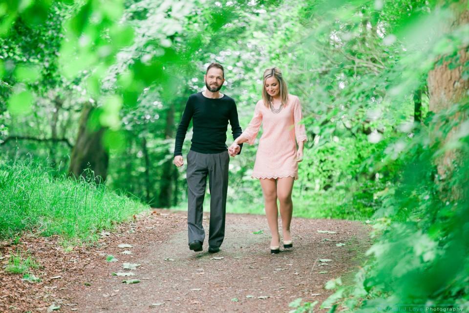 Engagement Photos, St Columb's Park Derry~Londonderry