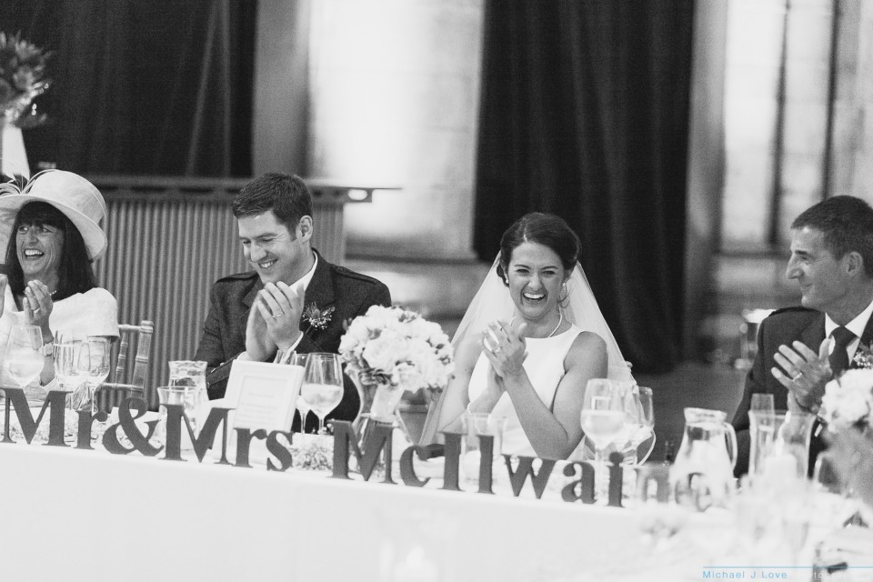 Mansfield Traquair Wedding - Matthew & Rebecca