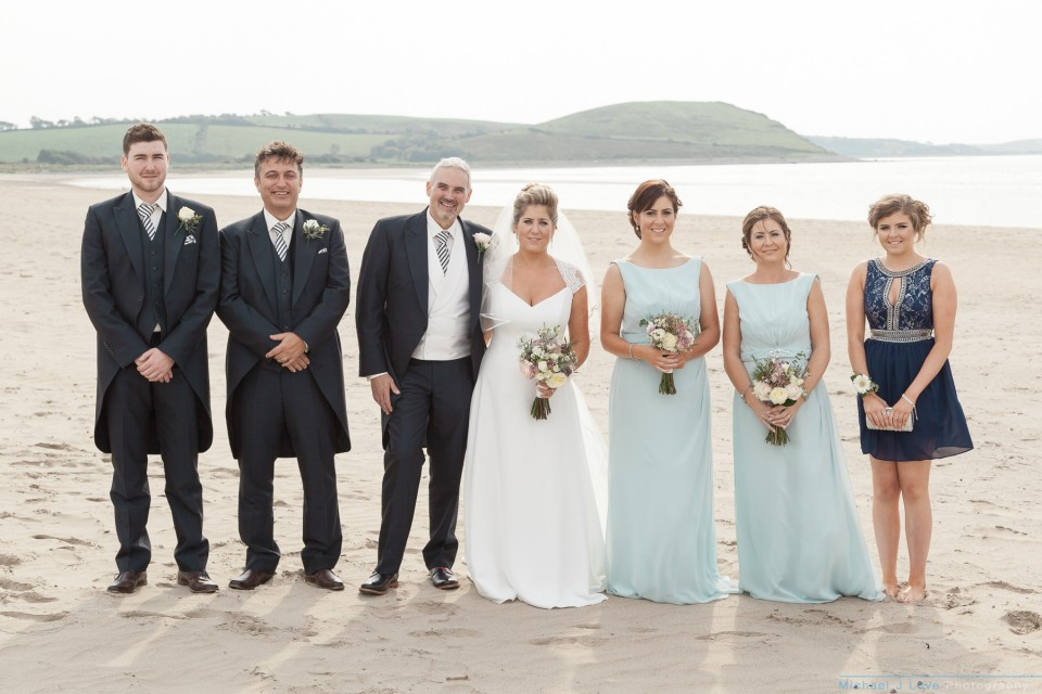 Harvey's Point Wedding, Donegal - Emma & Dave