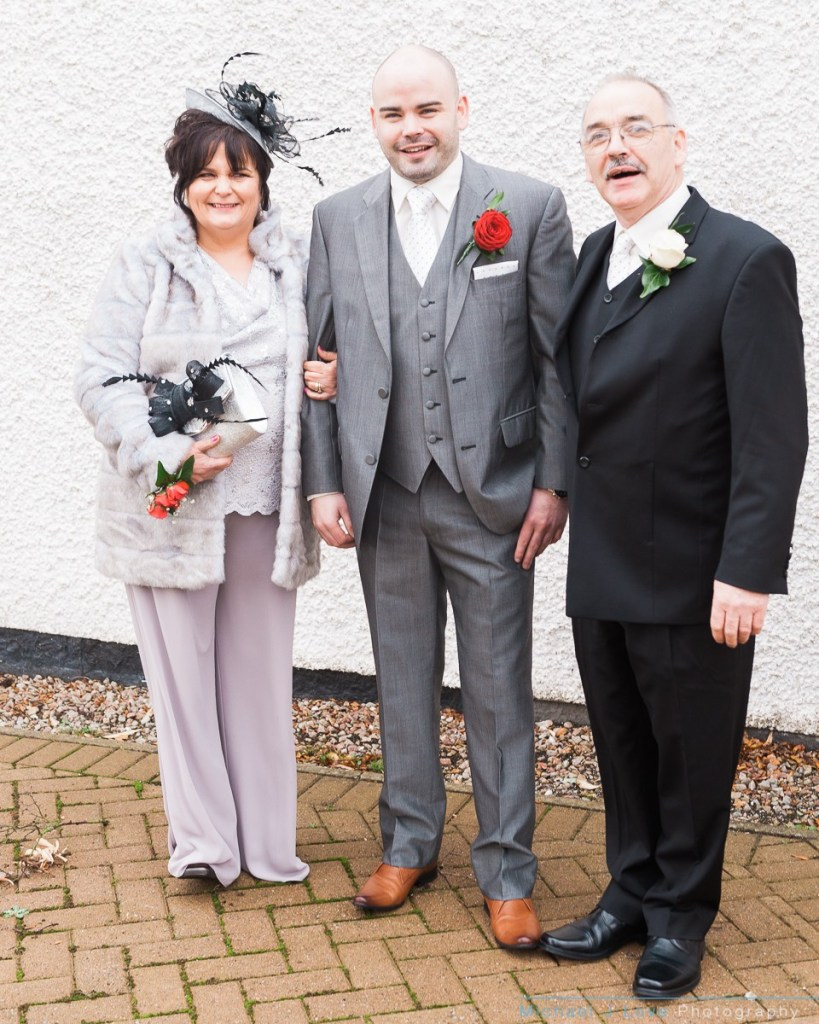 Drummond Hotel Wedding - Nuala & Terry
