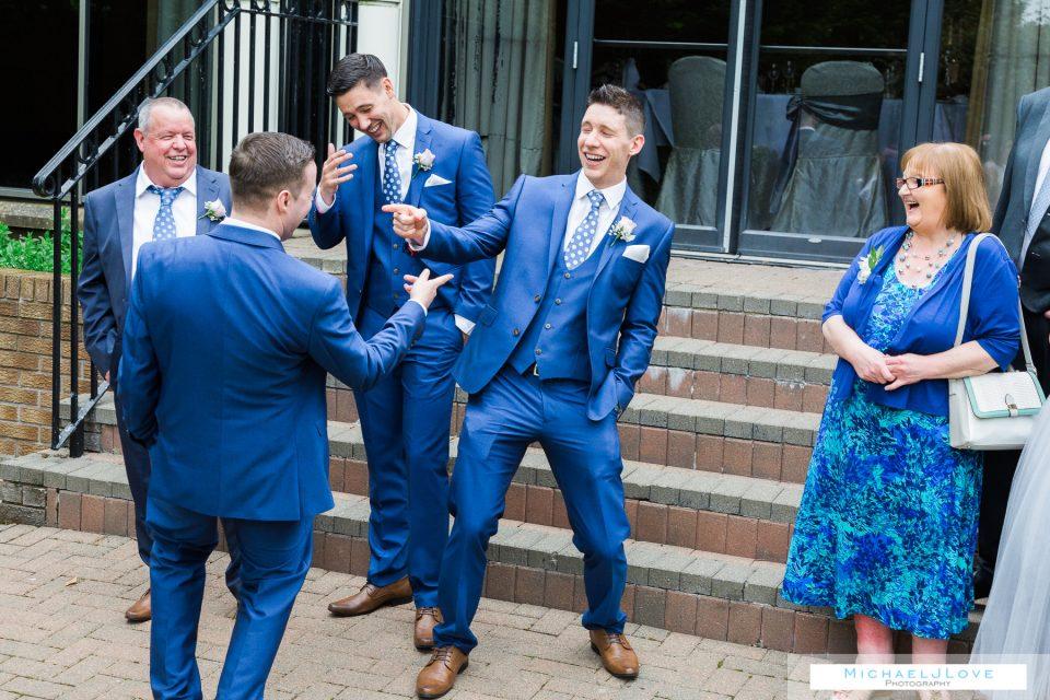 Everglades Hotel Wedding, Derry-Londonderry, Louise & Stephen