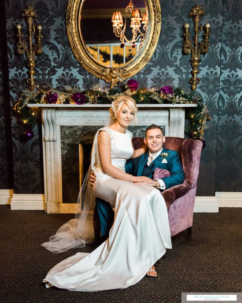 Red Door Donegal Wedding - Claire & Ryan