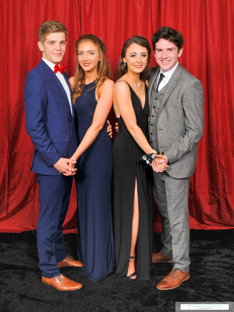 School formal Derry - St Columb's College