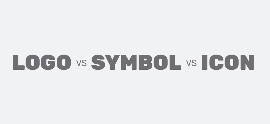 Logo versus Symbol versus Icon