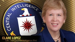 Clare Lopez, former career CIA Officer