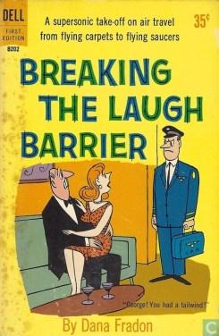 Fradon:Breaking the Laugh Barrier