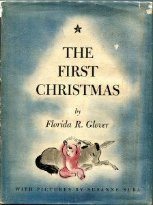 Book-Susanne Suba-The First Christmas-1943-DJ-b