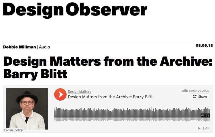 Today's Daily Cartoonist & Cartoon: A Barry Blitt Interview