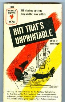But That's Unprintable