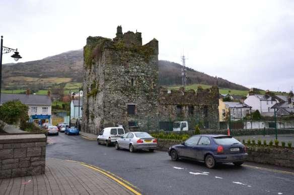 Taaffe's Castle in Carlingford