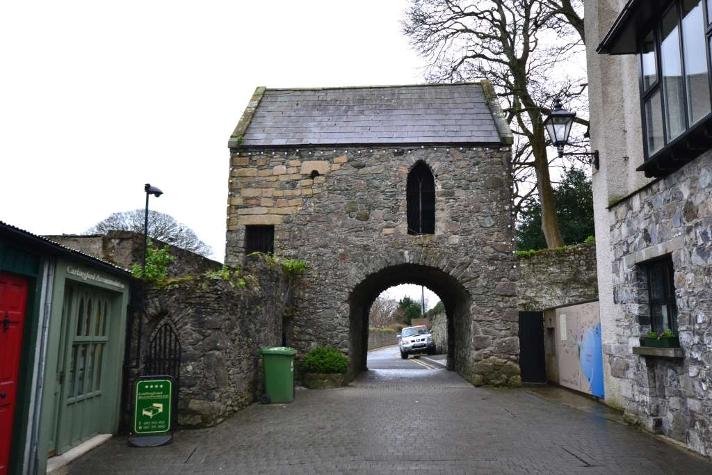 The Tholsel in Carlingford