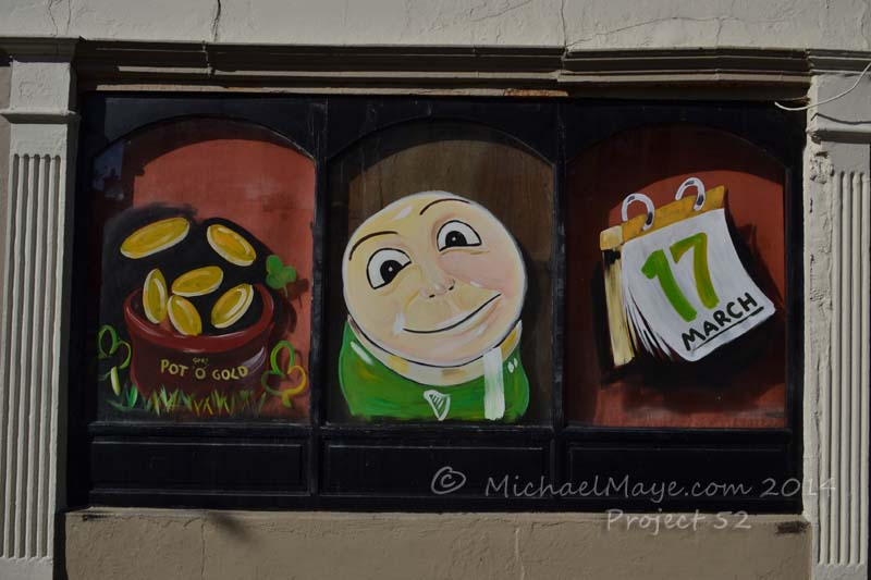 St Patrick's Day Swinford Project 52 #11