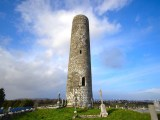 meelick round tower meelick swinford co mayo