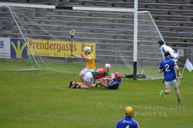 Mayo v Kerry hurling semi final 31st May 2014