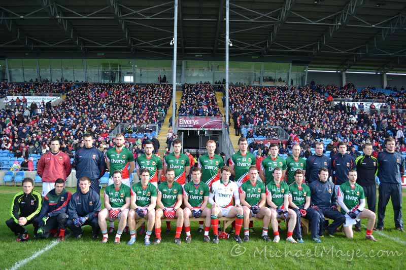 Mayo v Tyrone 10th February 2013